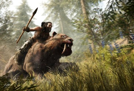 Διαγωνισμός στο Far Cry Primal στέλνει το νικητή να ζήσει σε... σπηλιά!