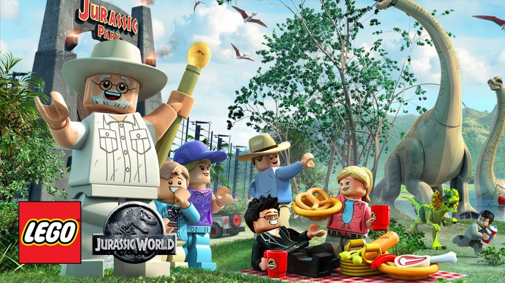 LEGO Jurassic World (1)