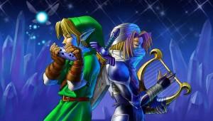 Legend of Zelda Ocarina of time 1