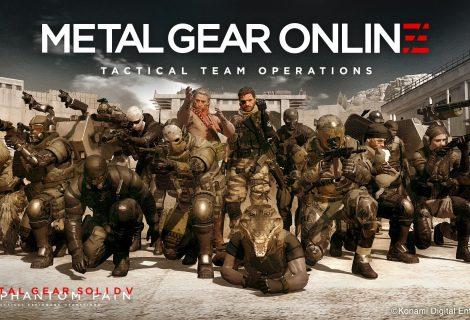 To Metal Gear Online σκάει μύτη στα PC!