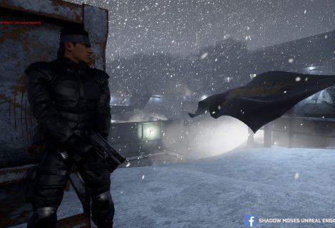 Απίθανο remake του πρώτου Metal Gear Solid σε Unreal Engine 4!