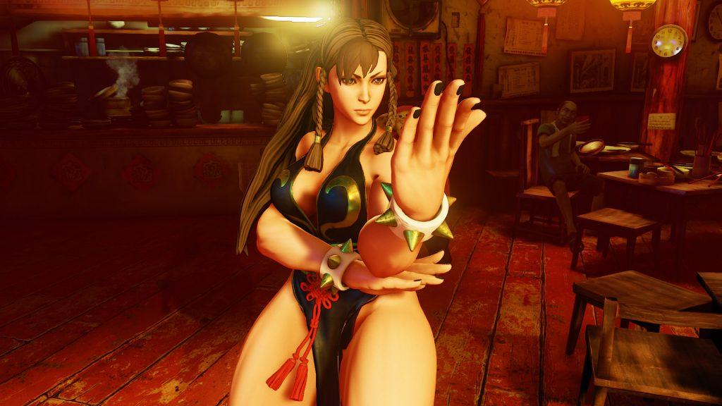 Street Fighter 5 Chun-Li