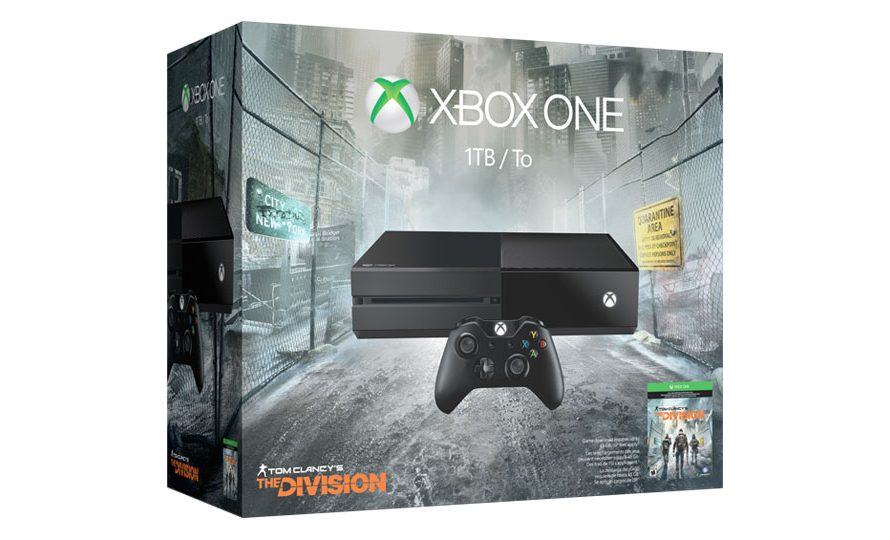 "Νέο Xbox One ""Tom Clancy's: The Division"" bundle!"