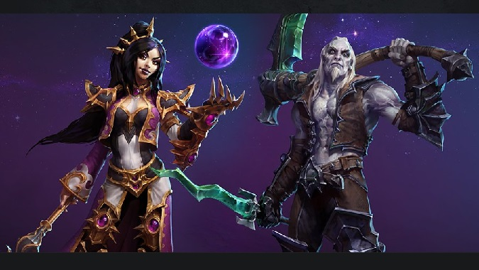 Wizard/Necromancer έρχονται στο HotS!