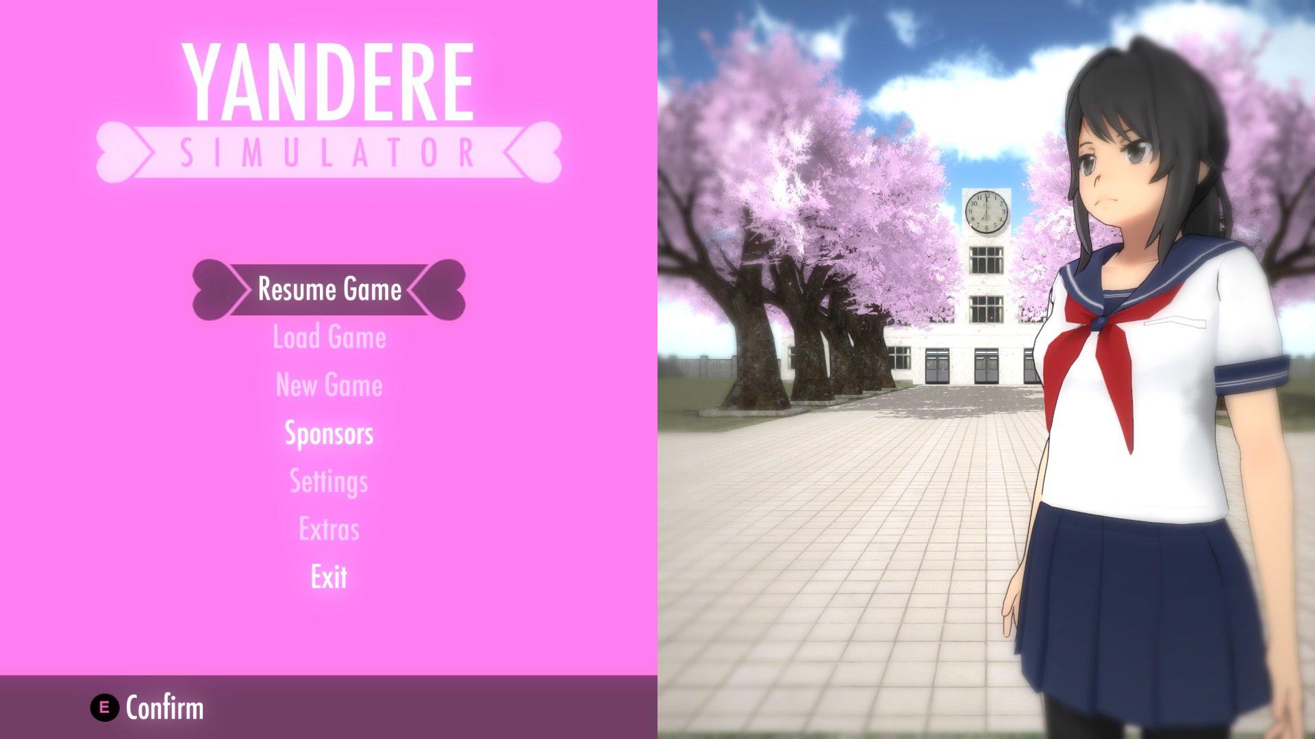 Yandere-Simulator-Title