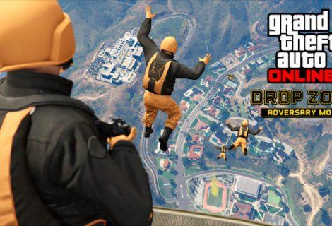 Αρχίσαν οι ελεύθερες πτώσεις στο GTA Online