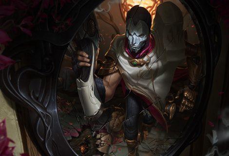 Jhin, ο νέος ήρωας στο League of Legends
