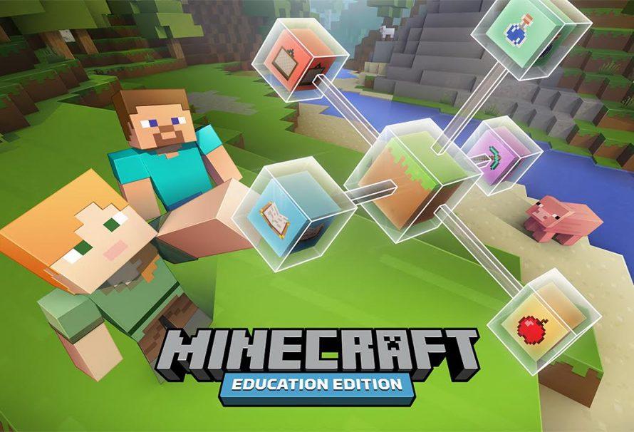 Ειδική εκπαιδευτική έκδοση του Minecraft