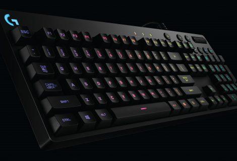 Logitech G810 Orion Spectrum. To πρωτοπόρο μηχανικό keyboard!