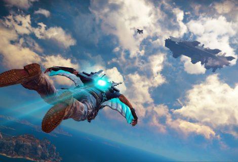 Στο φως το Sky Fortress, το πρώτο DLC για το Just Cause 3!