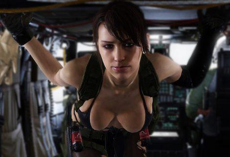 Νέο περιεχόμενο για το Metal Gear Online έρχεται το Μάρτιο!