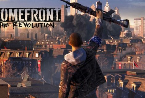 Beta Keys για το Homefront: The Revolution