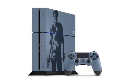 Νέο PS4 ντυμένο... Uncharted 4