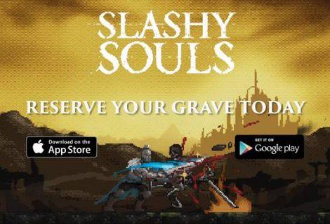 Slashy Souls, εμπνευσμένο από το Dark Souls