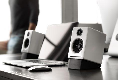 Audioengine A2+: Τα πανίσχυρα desktop ηχεία με την premium αισθητική που ξεχωρίζουν!