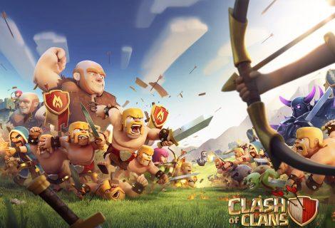 """100 εκατομμύρια """"ευχαριστώ"""" από τους δημιουργούς του Clash of Clans!"""