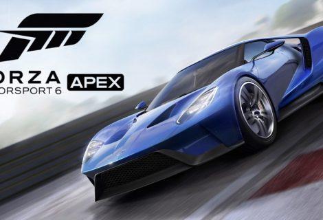 Είναι επίσημο! Τo Forza Motorsport 6: Apex κυκλοφορεί στα PC!