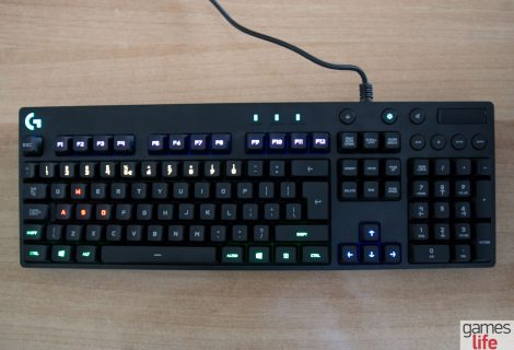 Logitech G810 Orion Spectrum: Gaming keyboard για... ειδικές αποστολές!