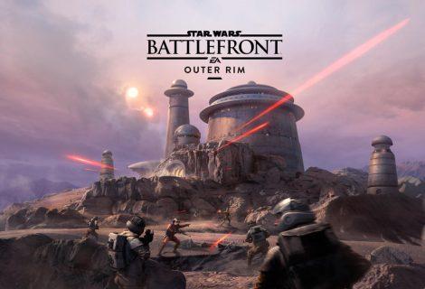 Στο φως όλες οι λεπτομέρειες για το Outer Rim DLC του Star Wars: Battlefront!