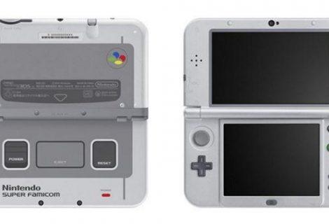 Εκπληκτικό συλλεκτικό 3DS XL με τη μορφή του... Super Nintendo!
