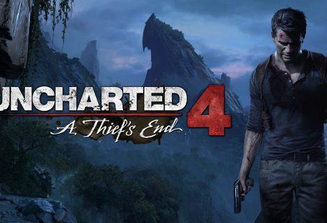 Αστρονομικές οι πωλήσεις του Uncharted 4!