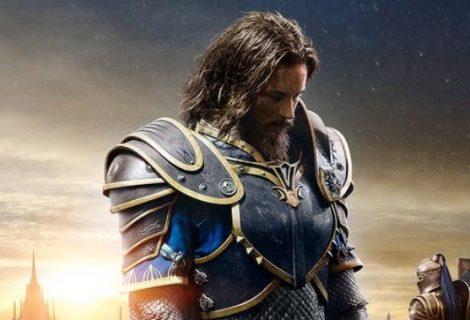 Απολαύστε το νέο καταιγιστικό TV spot της ταινίας WarCraft!