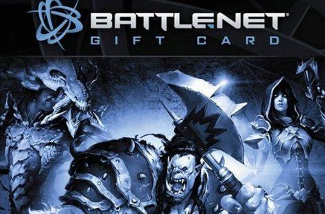 Ήρθαν οι προπληρωμένες Blizzard Gift Cards στην Ελλάδα