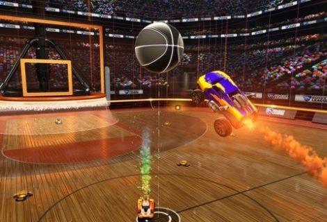 To Rocket League το γυρίζει στο... μπάσκετ!