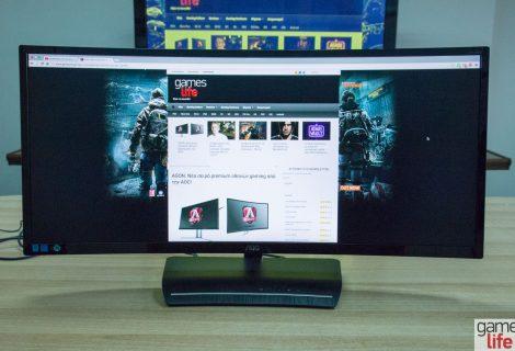 AOC C3583FQ Review. «Κυρτή γοητεία και υψηλές gaming προδιαγραφές»!