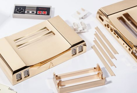Κονσόλα NES από ατόφιο χρυσάφι και τιμή στα... 5.000$!