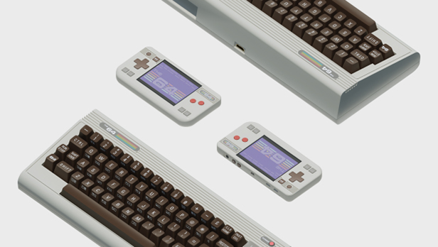 O Commodore 64 αναβιώνει μέσω ενός μοναδικού project!
