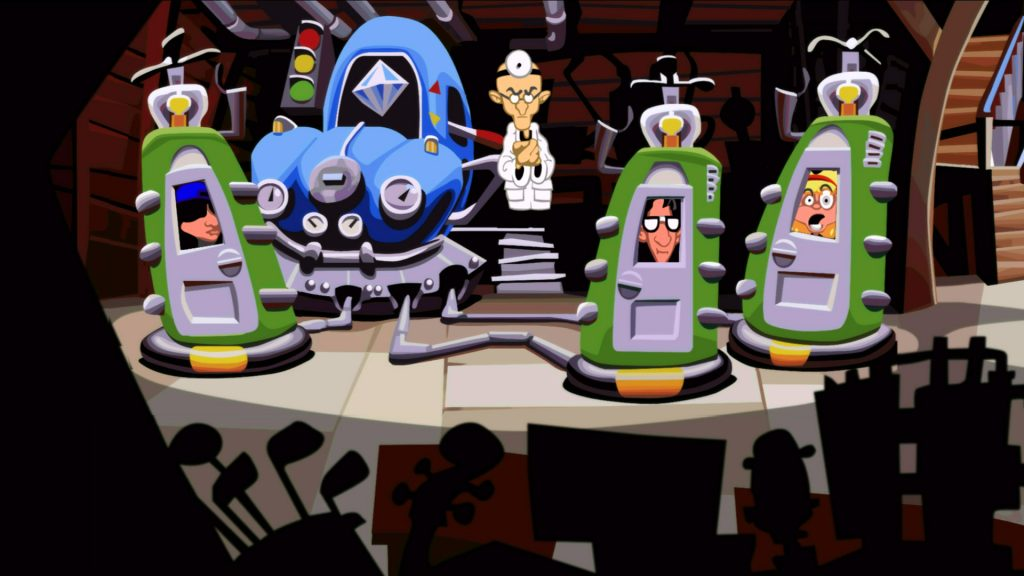 Day of the Tentacle (4)