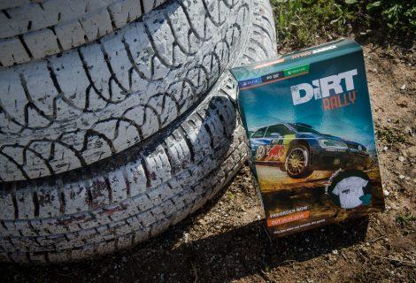 Επικό DiRT Rally promo event στο Kartland!