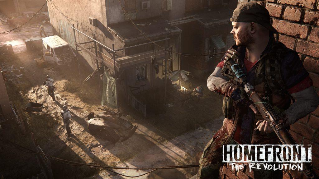 Homefront The Revolution 1
