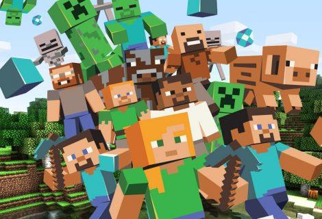 Minecraft versus Fortnite σημειώσατε… 1!