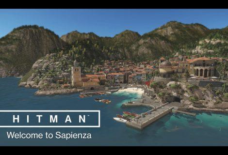 Sapienza, το δεύτερο επεισόδιο του HITMAN