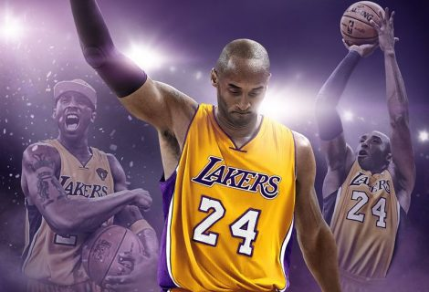 Kobe Bryant στο εξώφυλλο του NBA 2K17!