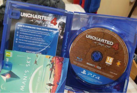 Το Uncharted 4 κυκλοφόρησε πριν την ώρα του!