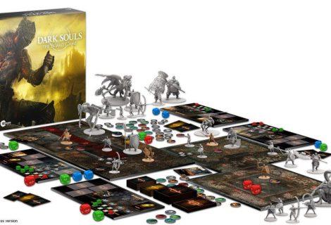 Πανικός για το board game του Dark Souls!
