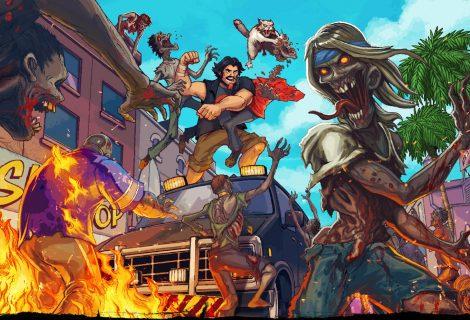 Dead Island: Retro Revenge για... 16bitό καφριλίκι!