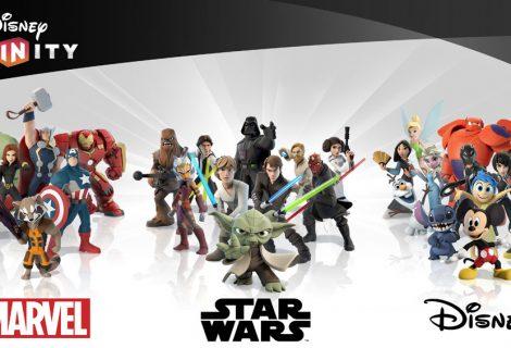 Τίτλοι τέλους για τη σειρά Disney Infinity!