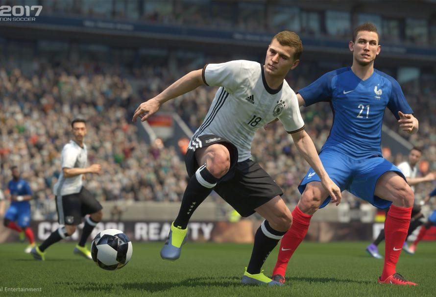 To Pro Evolution Soccer 2017 περνάει το ρεαλισμό σε… νέα επίπεδα!