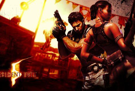 Το remastered Resident Evil 5 έρχεται σε PS4 και Xbox One τον Ιούνιο!