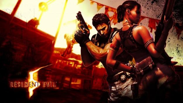 Το remastered Resident Evil 5 έρχεται σε PS4 και Xbox One τον Ιούνιο! Resident-Evil-5-625x352