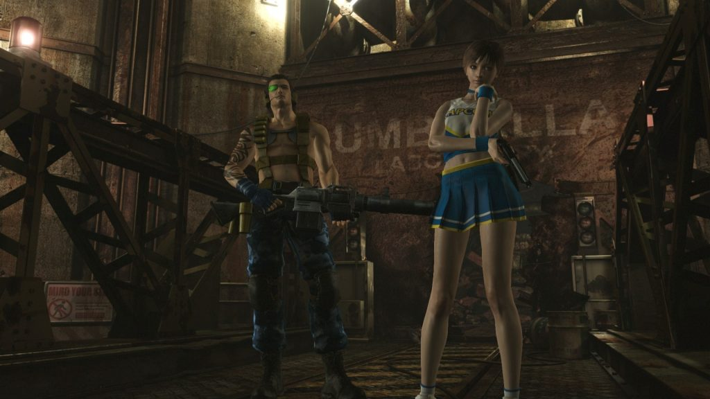 Resident Evil HD 0 1 (Large)