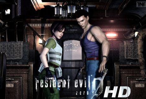 Οι πωλήσεις του Resident Evil 0 HD φτάνουν τις 800.000!