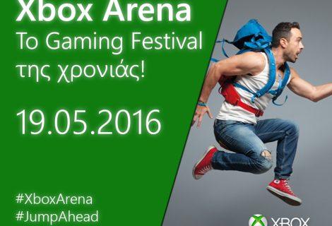 Η αντίστροφη μέτρηση για το Xbox Arena Festival ξεκίνησε!