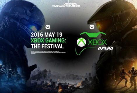 Μοναδικές βίντεο – στιγμές από το Xbox Arena Festival!