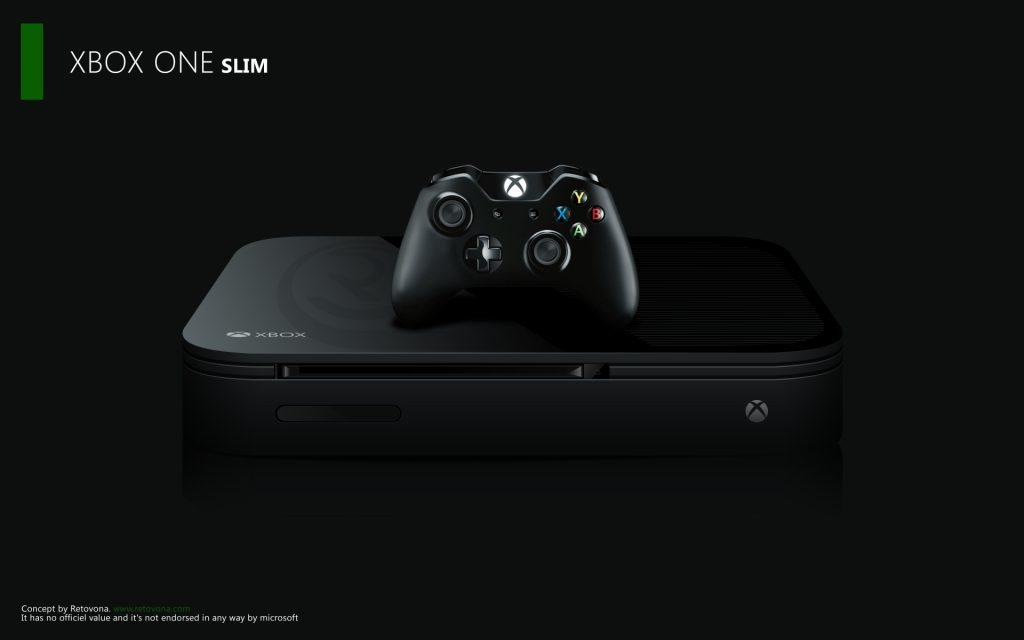 Φήμες για δύο νέα αναβαθμισμένα Xbox One! Xbox-One-Concept-1--1024x640