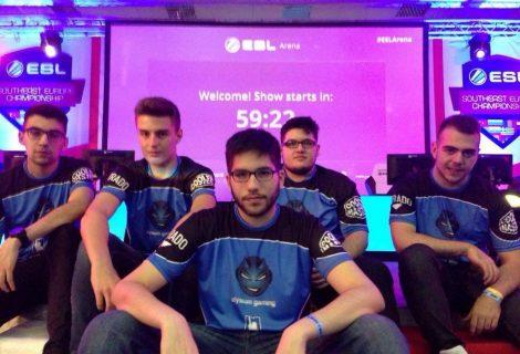 Η ελληνική Elysium Gaming πρωταθλήτρια του SEEC!